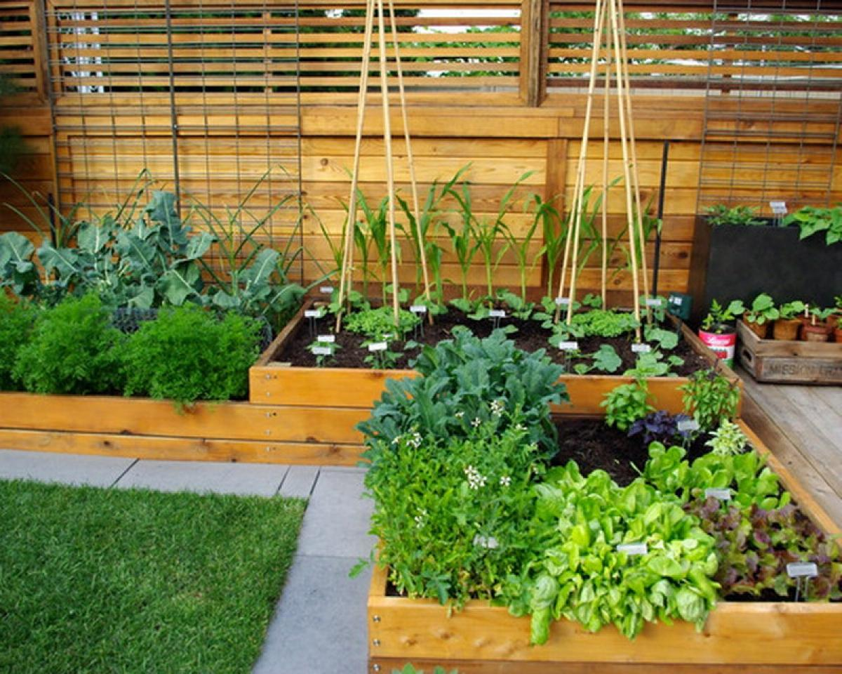 fancy-small-garden-decor-for-small-kitchen-garden