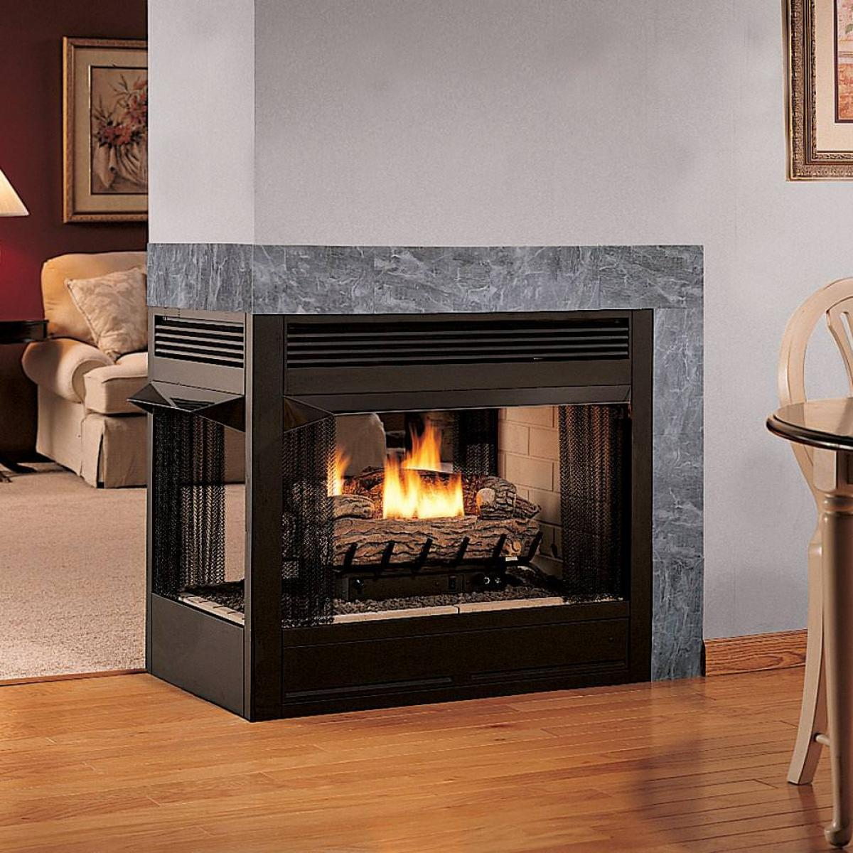 modern-propane-fireplaces-with-unusual-place-of-wall-partition