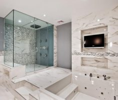 amazing-modern-bathroom-decoration-with-marble-wall-and-flooring