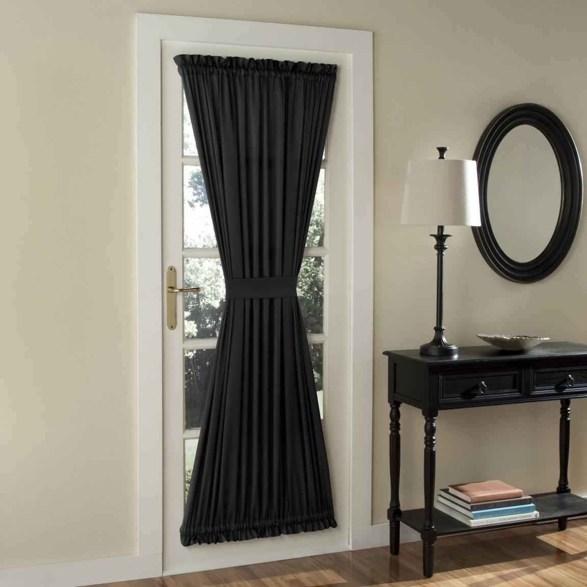 black-patio-door-curtain-for-small-door