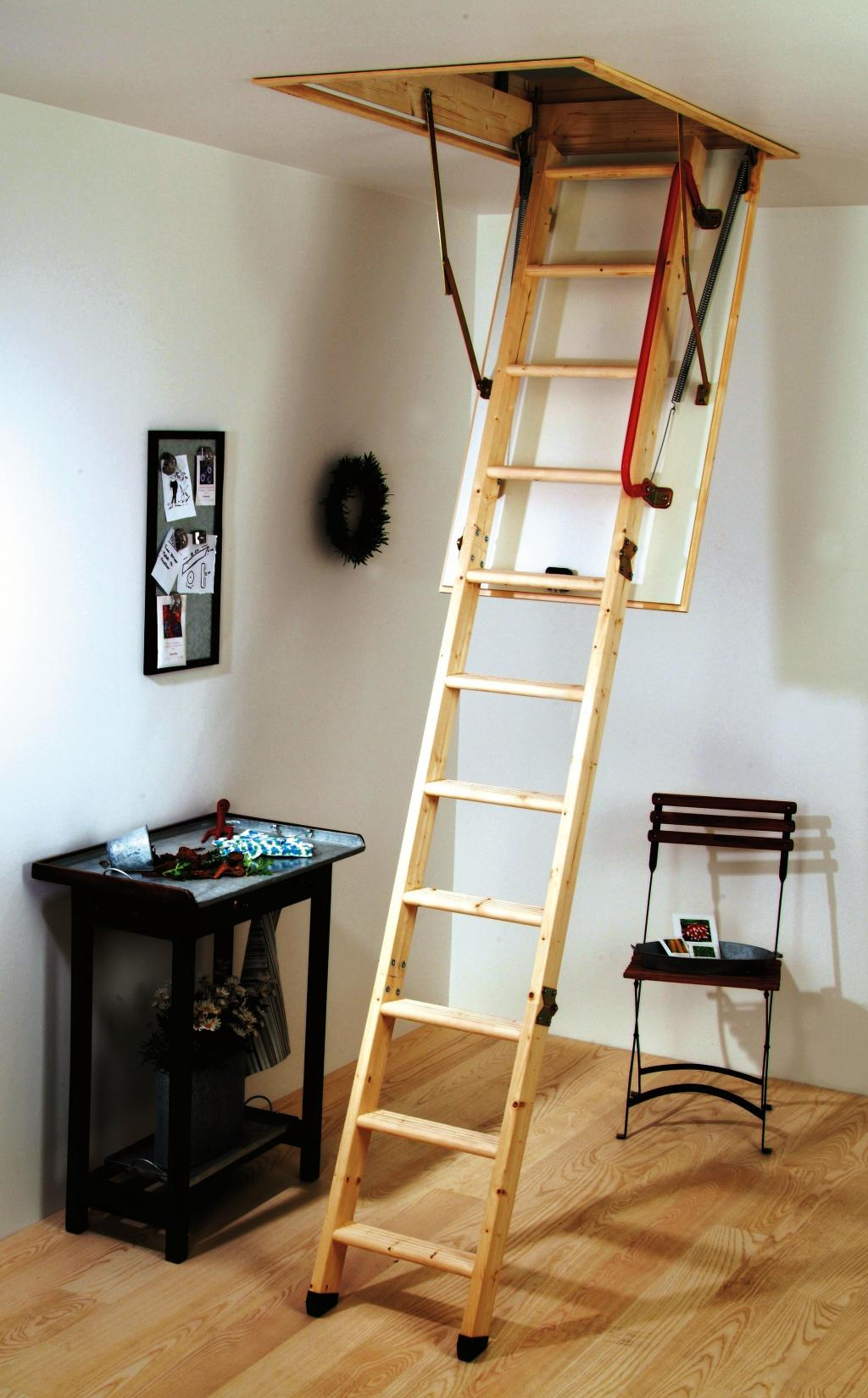 ergonomic-pull-down-attic-stairs