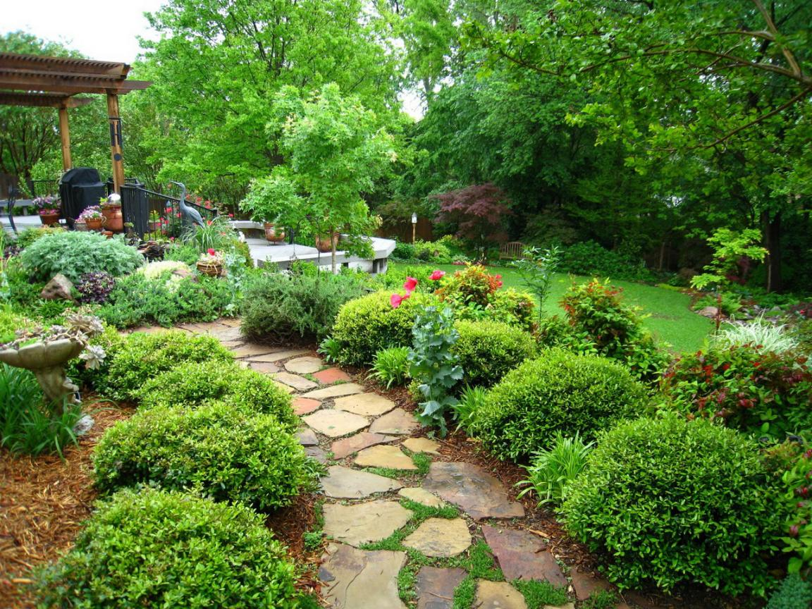 wonderful-backyard-landscaping-ideas-with-step-paths