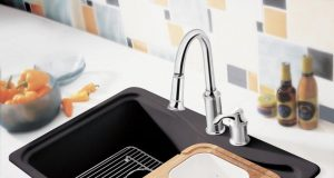 elegant-chrome-delta-kitchen-faucets