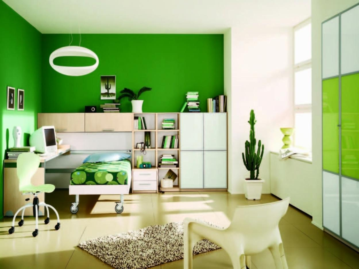 green-on-grenn-with-white-charming-colros-theme-interior-design