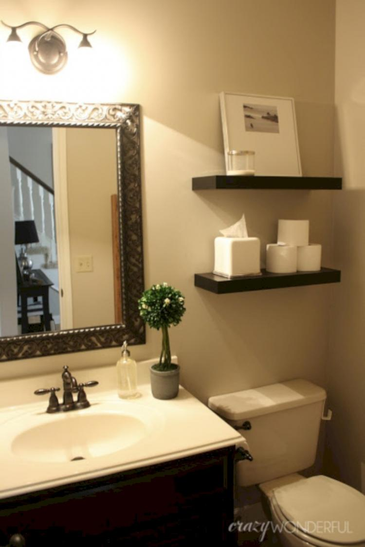 Inspiring Half Bathroom Decoration 60 Great Ideas For You Page 42 Of 62