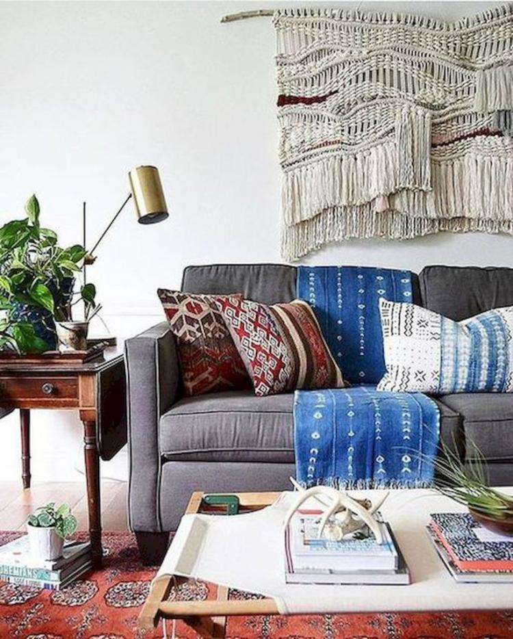 40+ Boho Chic First Apartment Decor Ideas | Page 5 of 42